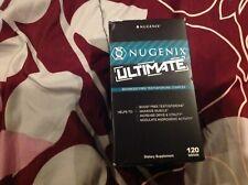 Nugenix Ultimate 120 Capsules EXP 2021
