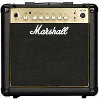 "Marshall MG15R 15 Watt 1 x 8"" Combo Amp with Reverb"