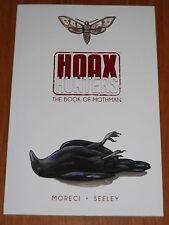 HOAX HUNTERS VOL 3 BOOK OF MOTHMAN  IMAGE GN MICHAEL MORECI SEELEY 9781607068396