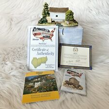 Lilliput Lane Daydreams An American Journey 1997 With Deeds L2146 Coa