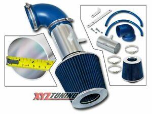 01-04 Stratus/Sebring 2.7 V6 Racing Air Intake +BLUE Filter