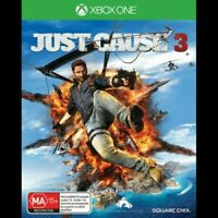 Just Cause 3 Xbox One Mint Same Day Dispatch 1st Class Super Fast Delivery Free