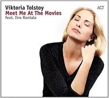 Viktoria Tolstoy-meet me at the Movies CD NUOVO