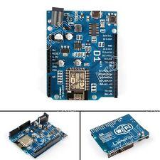 1x UNO ESP8266 ESP-12E WeMos D1 WiFi Uno Board Escudo Para Arduino Node MCU BS6