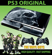 Placas frontales y etiquetas multicolores Sony PlayStation 3 para consolas y videojuegos