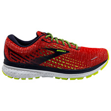 Brooks Ghost 13 Black Red Blue Yellow 3481D610 Running Shoes Men's 7.5-13 New