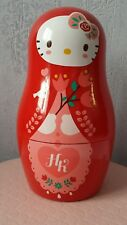 Coffret parfum hello kitty poupée russe russie From Russia with love matriochka