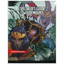 Explorer's Guide to Wildemount (D&D Campaign Setting and Adventure Book) (Dungeo