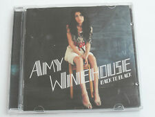Amy Winehouse - Back To Black (CD Album) Used Good