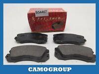 Tabletas Pastillas de Freno Delantero Front Brake Pad FRITECH