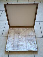 Silberbesteck/Besteckkoffer für 24 Teile leer 💖