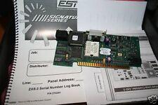 EST / IRC-3 ZAS-2 SIGNATURE LOOP CARD, FREE SHIPPING!