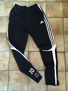 Adidas Tracksuit Bottoms Track Pants Trousers Small Mens