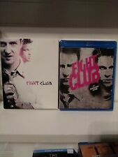 Fight Club (Blu-ray Disc, 2009) Sealed Brand New sealed with Slipcover A85