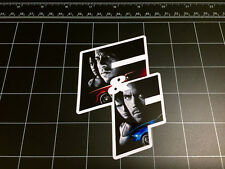 The Fast and the Furious FF movie vinyl decal sticker Vin Diesel & Paul Walker 7