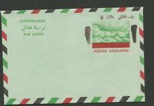 AFGHANISTAN UNUSED AEROGRAMME
