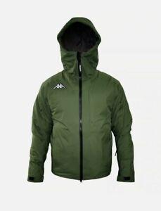 Kappa Men's 6Cento 617 Skiing Ski Winter Coat Jacket size XL pit to pit 60cm