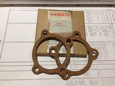 ALVIS SARACEN AIR INTAKE - INLET PIPE GASKETS. PACK OF 2 GASKETS. FV119851