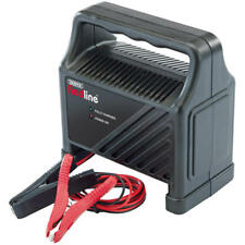 230V 6A Battery Charger (Vehicle Car Van Lead Boost Circuit Jump Starter 82698)