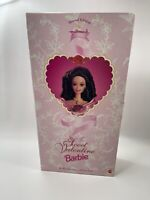 1995 Sweet Valentine Barbie Special Edition Doll Vintage Hallmark 14880 Mattel