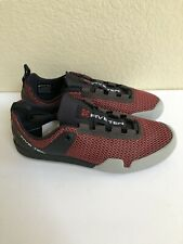 Five Ten  Men's Eddy PRO Scarlet RED Shoe Size 9.5