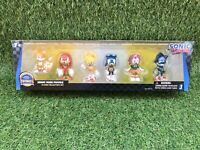 Sonic The Hedgehog Mini Figure Classic Collectors Set New Sealed Rare Jazwares