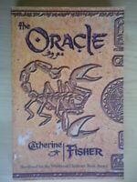 The oraclefisher catherinehodder2003 bambini fantasy children inglese 820