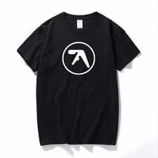 Fashion Men Women T Shirt Music Aphex twin Tees Rock Band Aerosmith Tee Top