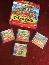 Knowledge Adventure pack used Year 2pack C.D. ROM