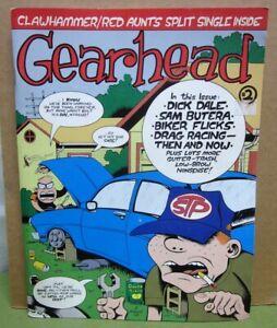 GEARHEAD Magazine hot-rod Dick Dale & Sam Butera 1994 Big Daddy Don Garlits
