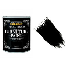 Rust-Oleum Withproven Gloss Crayeux Meuble Peinture Vintage Shabby Chic 125ml