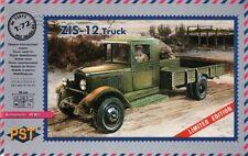 PST 1/72 Soviet ZIS-12 TRUCK # 72072