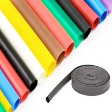 Φ0.6~80mm Gelb 2:1 Schrumpfschlauch ohne Kleber Kabel Heat Shrink Tube Sleeve