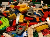 2 POUNDS LBS OF LEGOS Bulk lot Bricks parts pieces (random pieces)