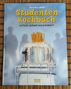 Studenten Kochbuch – Themenkochbuch - Grundkochbuch - Studium