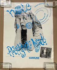 HOLE Pretty On The Inside 1991 US Caroline PROMO Only POSTER Courtney Love VG+