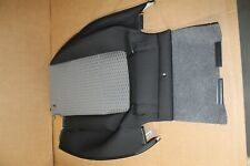VW Sharan 2011-16 centro RIGA DESTRA SEAT COVER 7N0883806BQ Y0R NUOVO ORIGINALE VW