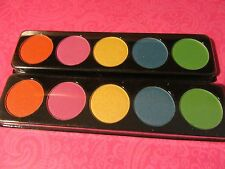 2X NYX 5 Color Eye Shadow Palette ESP5C09  I Dream of  ST. LUCIA /REFILL