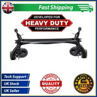 Heavy Duty Rear Axle to Fit Fiat 500 Drum Brakes 07-15 5mm Thicker Metal Upgrade