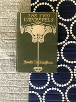 Booth Tarkington The Two Vanrevels First Edition Book PPD