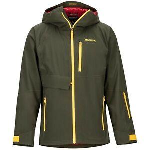 Marmot Castle Peak Jacket - Mens - Large - Ski & Snowboard - NEW