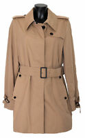 Trench Giacca Giubbotto Aquascutum London Donna Women Jennifer SB Rainwear Camel