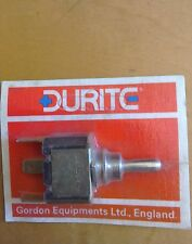 Durite switch 3 way biased off. Ideal winch switch.