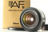 [Almost MINT in Box] Nikon AF Nikkor 24mm f/2.8 D Wide Angle AF Lens Japan #1677