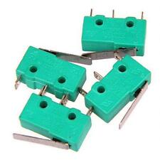 1pc Green Micro Limit Switch KW4-3Z-3 With 3 Terminal For Mill CNC Pop