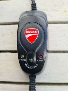 Ducati battery charger/tender.