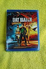 NEW/SEALED BLU-RAY! DAY WATCH UNRATED! SEQUEL TO NIGHT WATCH. 2006 WS. NR!