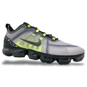Nike Air Vapormax 2019 LX Mens Shoes Size 11.5 Grey/Black Worn (3-5X) BV1712 001