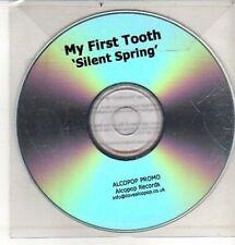 (CQ314) My First Tooth, Silent Spring - 2010 DJ CD
