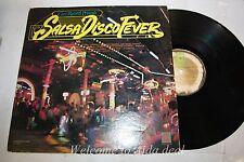 """Various Artists - Salsa Disco Fever (1978) LP (G) 12"""""""